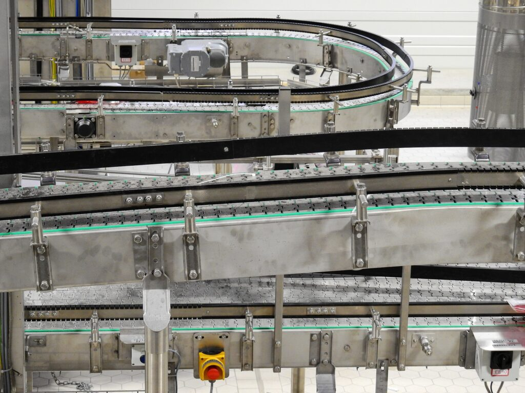Conveyor for Package Transport