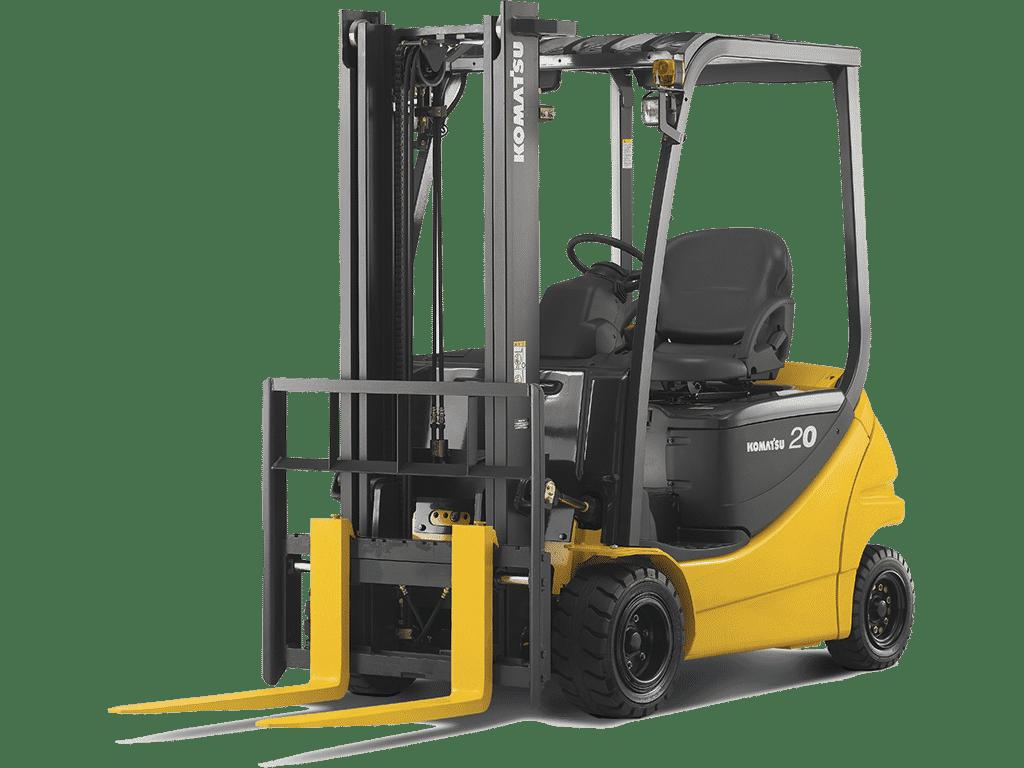 Komatsu Electric AE50 Forklift Truck
