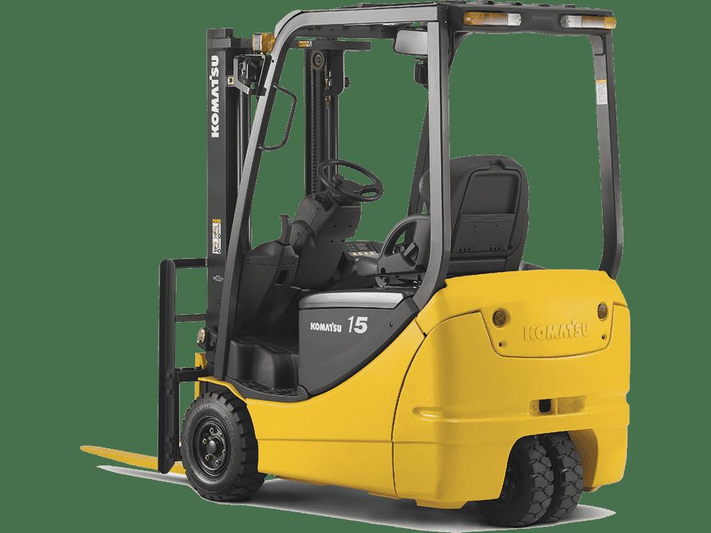 Komatsu Electric AM50 Forklift Truck