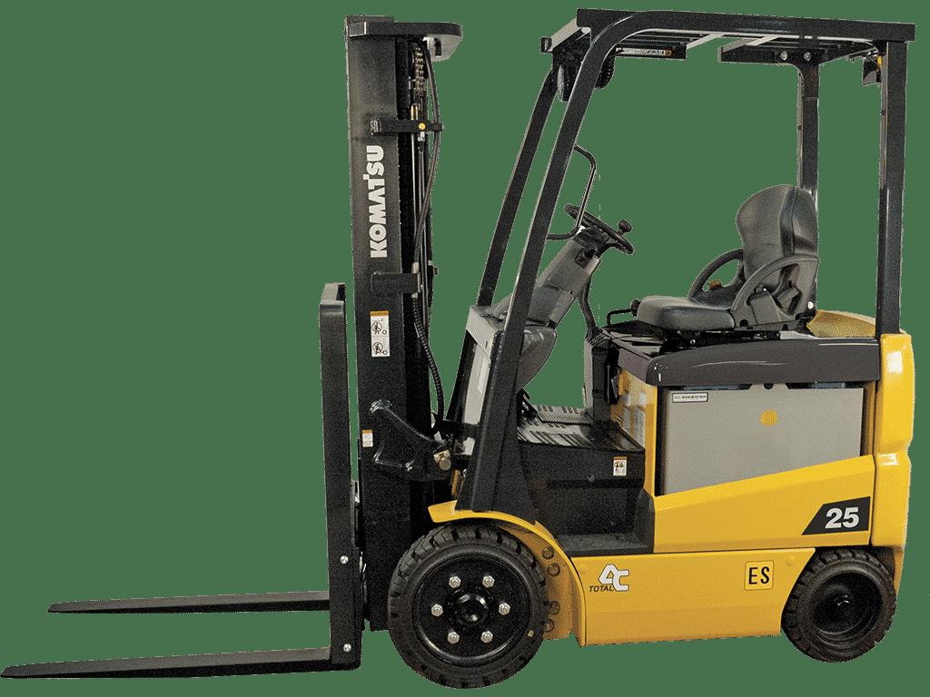 Komatsu Electric BBX50 Forklift Truck