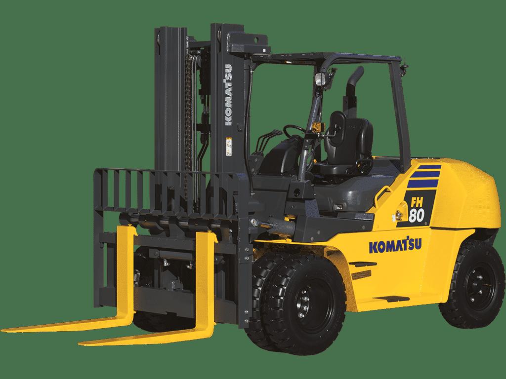 Komatsu Forklift Rental