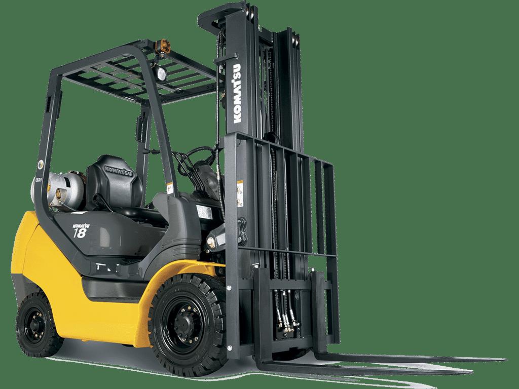 Komatsu IC Pneumatic AX50 Forklift