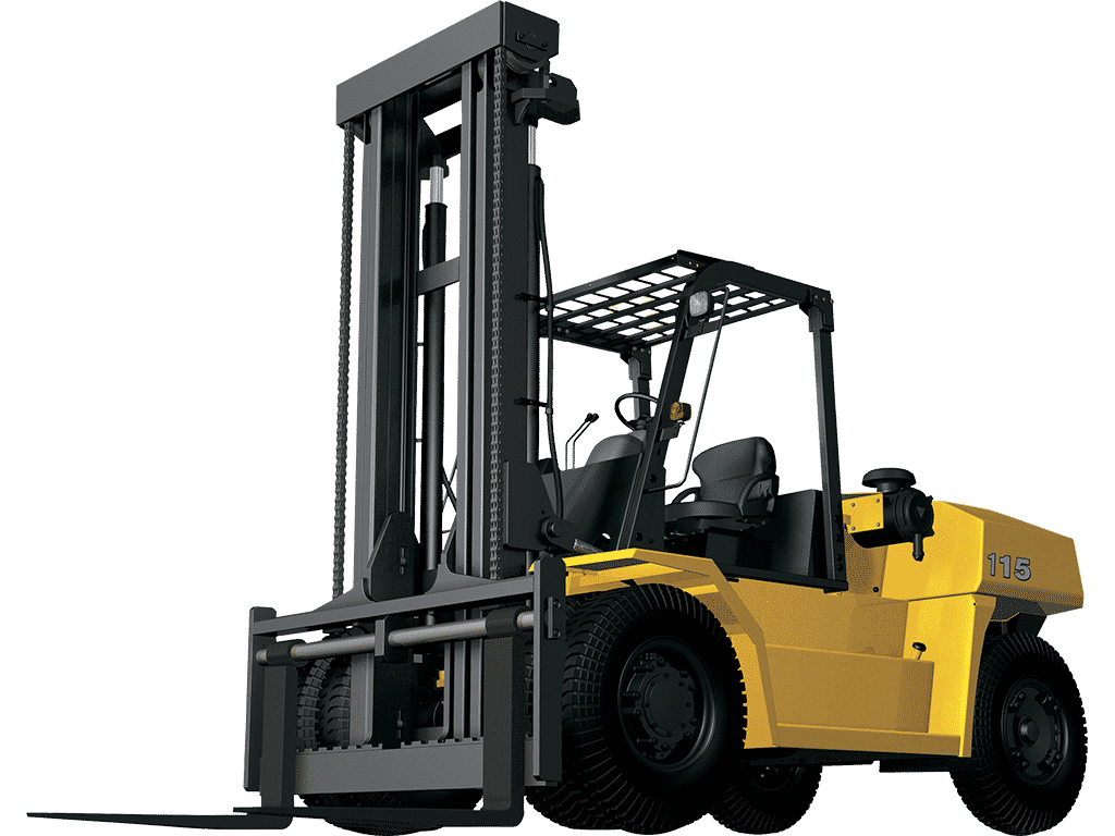 Komatsu IC Pneumatic Lift Truck EX50