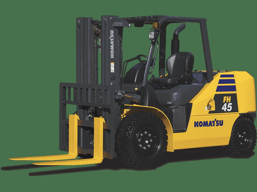 Komatsu IC Pneumatic Fork Truck FH