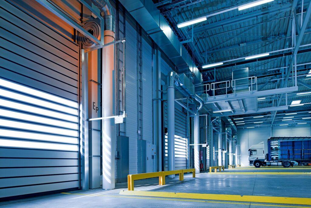 Industrial Warehouse Overhead Door