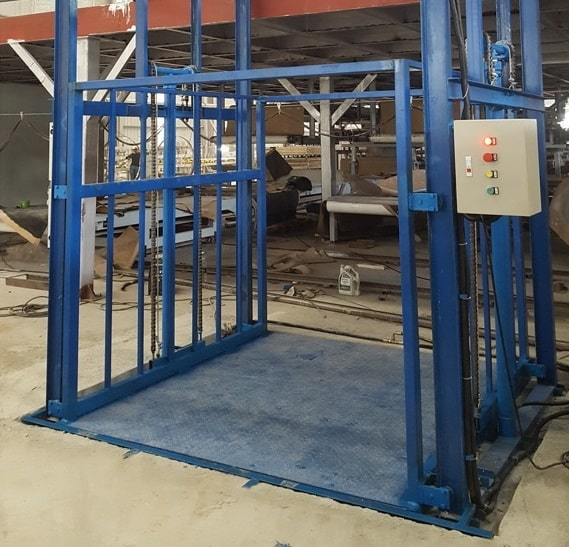Vertical Material Lift