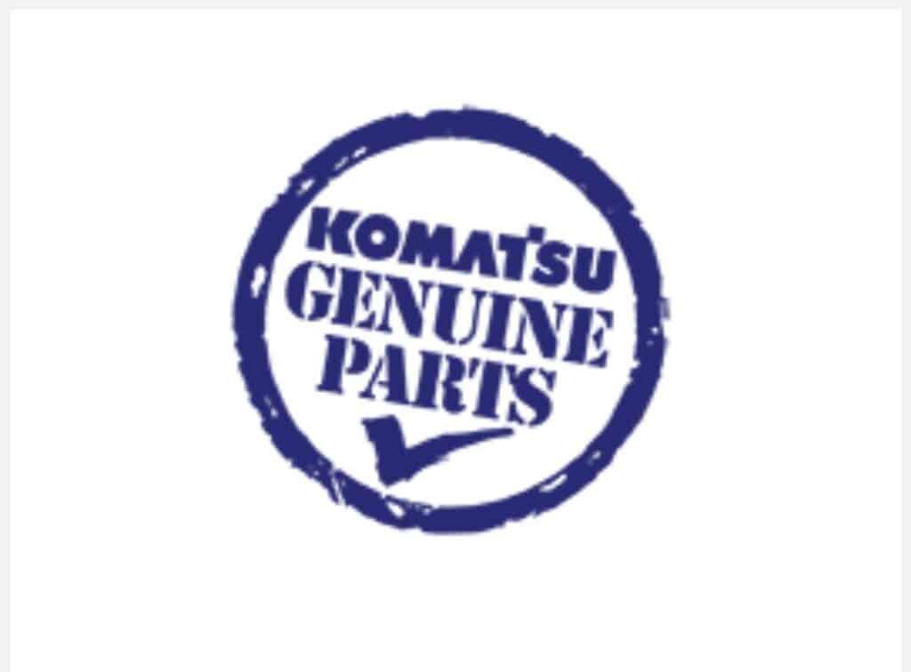 Komatsu Genuine OEM Parts for Sale