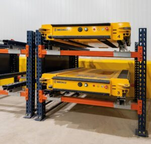 Pallet Shuttle Warehouse Chargers