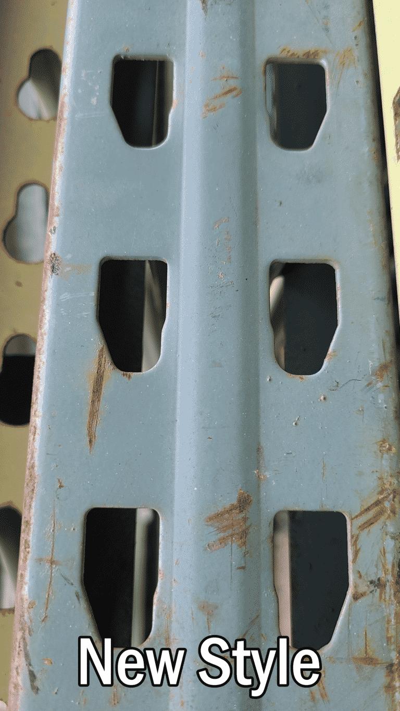 Grey Interlake Style Upright