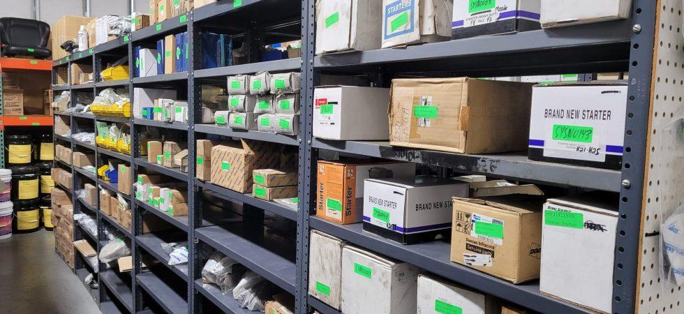 Forklift Parts Aftermarket and Komatsu
