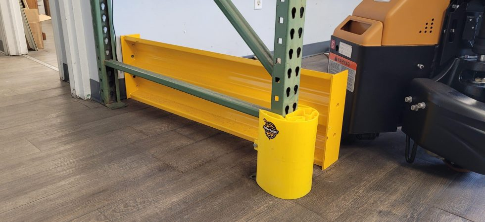Pallet Rack Safety Example